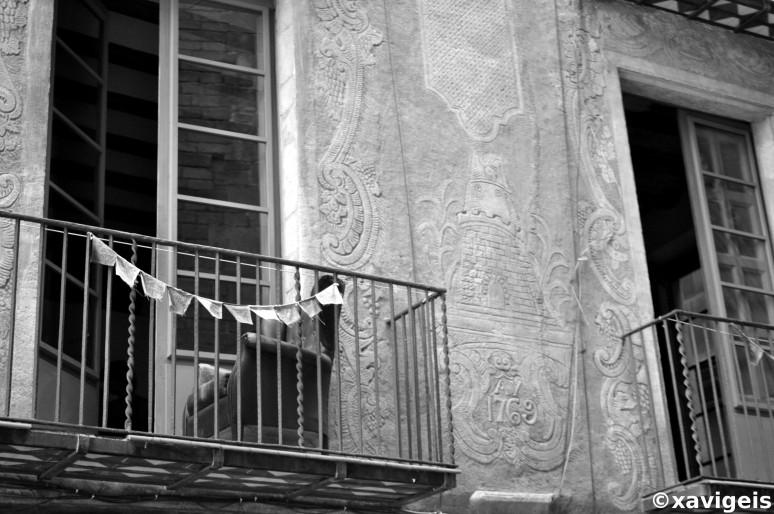 an armchair in the balcony_©xavigeis